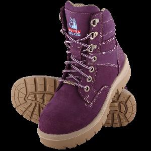 Southern Cross Ladies Boot - Purple