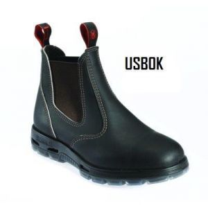 Red Back Boots