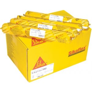 SIKA PRO - Polyurethane Sealant (Box 20) Concrete Grey